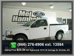 2012 Ford F-150 XL Pickup  Fuel Consumption: City: 17 Mpg, Urethane Shift Knob Trim, 4-Wheel Abs Brakes, 2 Door, Tire Pressure Monitoring System, Rigid Axle Rear Suspension,
