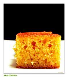Γλυκές Τρέλες: Το πιο νόστιμο ρεβανί Βεροίας που έχουμε δοκιμάσει! Greek Sweets, Greek Desserts, Cornbread, Caramel, Pudding, Yummy Food, Cooking, Ethnic Recipes, Blog