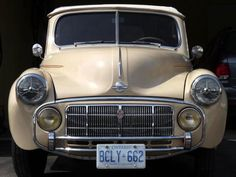 1950 Morris Minor Tourer