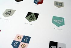 Game of Thrones sigils - Darren  Crescenzi