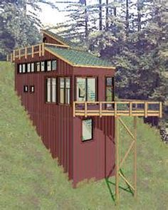 1000 Images About Steep Lot House Plans On Pinterest