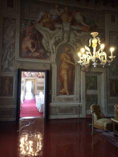 Sala delle Arti.