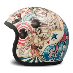 HELMET DMD | MOTOBUYKERS.CO.UK