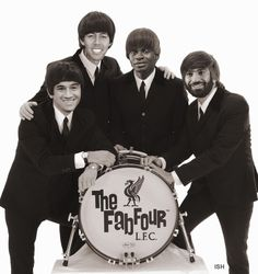 The new Fab Four. LFC