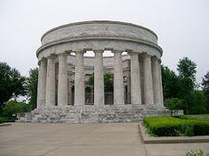#29) Warren G. Harding...Marion, Ohio