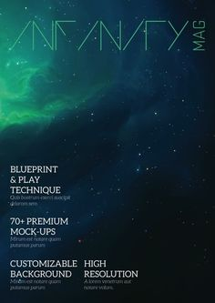 Plantilla de Revista Infinity By Ktyellow on Pagephilia Projects, Magazine Template, Journals, Plants, Log Projects