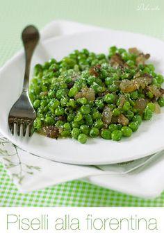 Firenzei zöldborsó | Dolce Vita Blog Cod Fish, Sprouts, Vegetables, Recipes, Food, Cod, Cape Cod, Meal, Food Recipes
