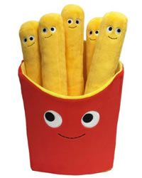 Kidrobot Yummy World Large Plush Fries