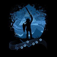 Legend of Zelda - Song of Storms