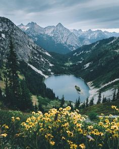 Spring in the North Cascades, Washington The Effective Pictures We Offer You About Nature travel united states A quality picture can tell you many things. You can find the most beautiful p Cascade National Park, North Cascades National Park, National Parks, Nature Aesthetic, Travel Aesthetic, Aesthetic Collage, Landscape Photography, Nature Photography, Photography Tips