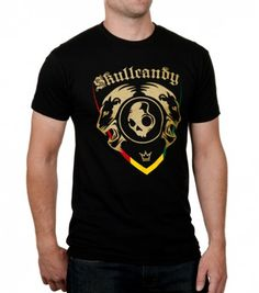 Guys Skull I Slim Fit Tee Black $21.95 - Competition Coming Soon