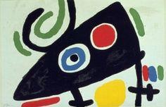 juan miro images | Juan Miró: Tapís de Tarragona (Nr. 4): Diagnostik