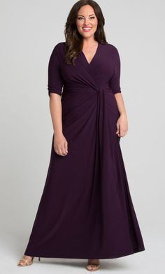 Romanced by Moonlight Gown. Plus Size Evening ... 1bd3f2146077