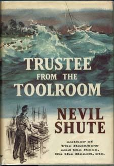 A seemingly simple man who writes articles about scale models must go on a quest. He must retrieve valuable gems from a ship-wrecked boat to support his niece. There are many adventures on the way to Polynesia  and he discovers that his life is not so small, after all. It's a quiet novel, no villains, but such a read.