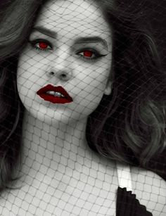 Photo - Created with BeFunky Photo Editor Barbara Palvin, Photo Editor, Halloween Face Makeup, Photo And Video, Polyvore, Image, Instagram, Design, Women