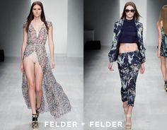 + Moda :     Coleção Primavera/Verão 2013 da Felder Felder.