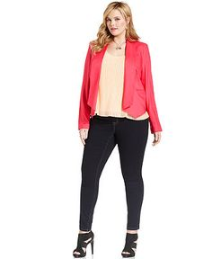 Jessica Simpson Kiss Me Jeggings, Enzyme Rinse Wash - Macy's