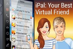 iPal: Your Best Virtual Friend for iPhone – App Review