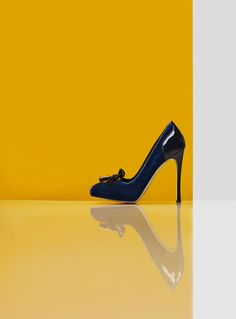 Gianvito Rossi Blue Pump The Bay Pin to Win Contest: http://www.facebook.com/HudsonsBayCompany/app_140063116138390