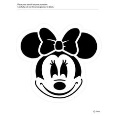 minnie mouse found on Polyvore