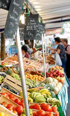 Aller au marché