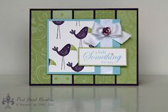 Stampin' UP! My sweet Pea Yummy by First Hand Emotion