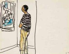 Czapski: rysunki | Sztuka | Dwutygodnik | Dwutygodnik