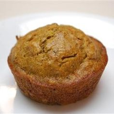 Toddler Muffins - These lightly sweet muffins are made with bananas, squash, and carrots, and are perfect for getting veggies in at breakfast.