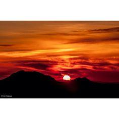 Sunrise at Mt. Nemrut