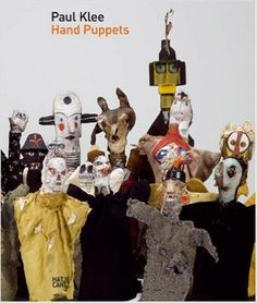 Paul Klee: Hand Puppets (Emanating): Amazon.co.uk: Eva Widekehr, Felix Klee, Zentrum Paul Klee: 9783775717403: Books
