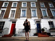 Značka Michael Kors v Londýne.