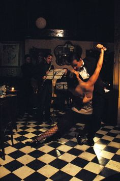 Buenos Aires, Argentina. Photo: Bar Sur, an intimate little tango bar in San Telmo. the night i went, the bar celebrated its 60th anniversary. visited in '10.