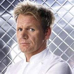Chef Gordon Ramsay has become one of todays most successful celebrity chefs. Gordon's passion for cooking and has touched the lives of many people and he continues today to make our culinary experiences a delight. I am going to share with you some. Gordon Ramsay Dishes, Gordon Ramsay London, Gorden Ramsey, Chef Gordon Ramsey, Tv Chefs, Food Network Recipes, Gf Recipes, Recipies, Celebrities