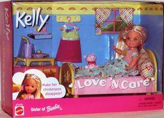 Kelly love n care Playset