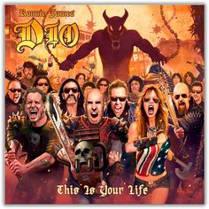 WEA Various Artists - A Tribute to Ronnie James Dio: This Is Your Life