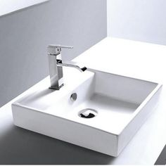 Porcher Quatre 450 Above Counter Basin Reece | Master Bathroom ...