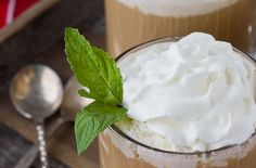 Peppermint Coffee Toddy — Punchfork