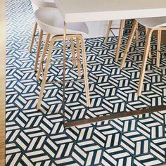 "76 Likes, 4 Comments - popham design norway+showroom (@pophamdesignnorway) on Instagram: ""HEX KNOT in French kitchen ::: hand made cement tiles @pophamdesign #pophamdesign #marrakech…"""