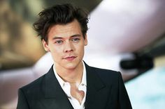 Harry at the Dunkirk premiere in London. // I CANT DEAL