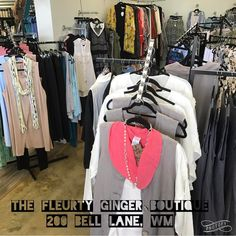 The store is packed! Stop and see us while you're out and about today! . . 1030-530 200 Bell Lane WM Thefleurtygingerboutique.com #thefleurtygingerboutique #northlouisianasplussizeheadquarters #shoplocal #shoptfgb