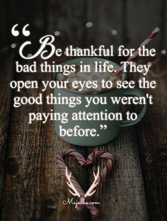 Be Grateful Love Quotes