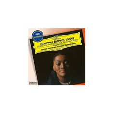 Daniel Barenboim - Johannes Brahms: Lieder (CD)
