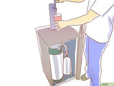How to Build a Kegerator (with Pictures) - wikiHow