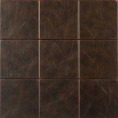 Estate | Essentials Collections | NappaTile™ Faux Leather Wall Tiles