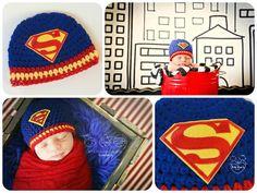 12 melhores imagens de Touquinhas em crochê Personagens  386c0e51509