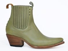 pskaufman... FREEWAY chelsea boot. in limon leather. recycled tire outer soles. handmade with love.