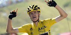 Tour de France 2015 : Froome remporte la 10e étape et écrase la course