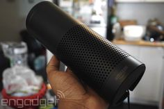 Amazon is reportedly building a smaller cheaper Echo  If youve been intrigued by the Echo Amazons voice-activated personal assistant speaker but arent quite willing to shell out $179.99 to figure out if it works for you there might soon be a cheaper option. The Wall Street Journal quoting the typical people familiar with the plans says that a smaller and cheaper Amazon Echo will be released in the coming weeks. In terms of size the WSJ says its designed to fit in the palm of your hand…