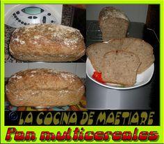 La cocina de Maetiare: Pan multicereales