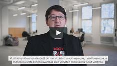 """This is """"Tom Laineen haastattelu, osa 1"""" by Ground Communications on Vimeo, the home for high quality videos and the people who love them."""